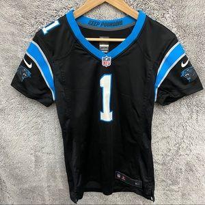 Cam Newton Carolina Panthers Nike Women's Jersey